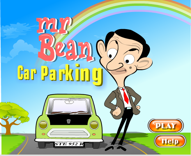 Mr Bean Car Parking Game