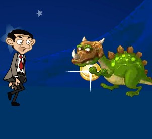 Mr Bean Exciting Journey Game