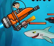 Mr Bean Save The Ocean Game