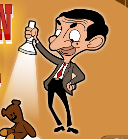 Mr Bean Escape Game