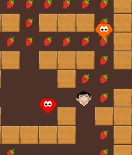 Mr Bean Man Game